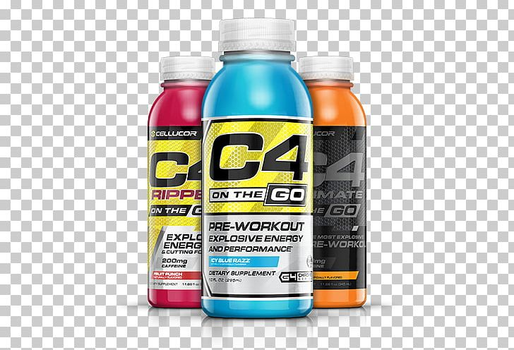 Dietary Supplement Cellucor C4 Ultimate On The Go Cellucor.