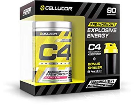 Cellucor C4 Pre.