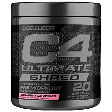 Cellucor C4 Ultimate Shred Review (UPDATE: 2019).