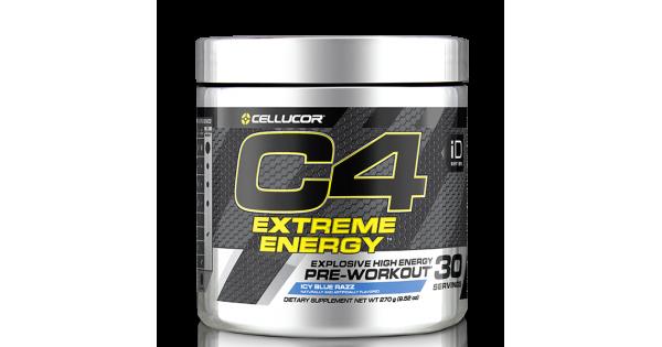 C4 Extreme Energy.