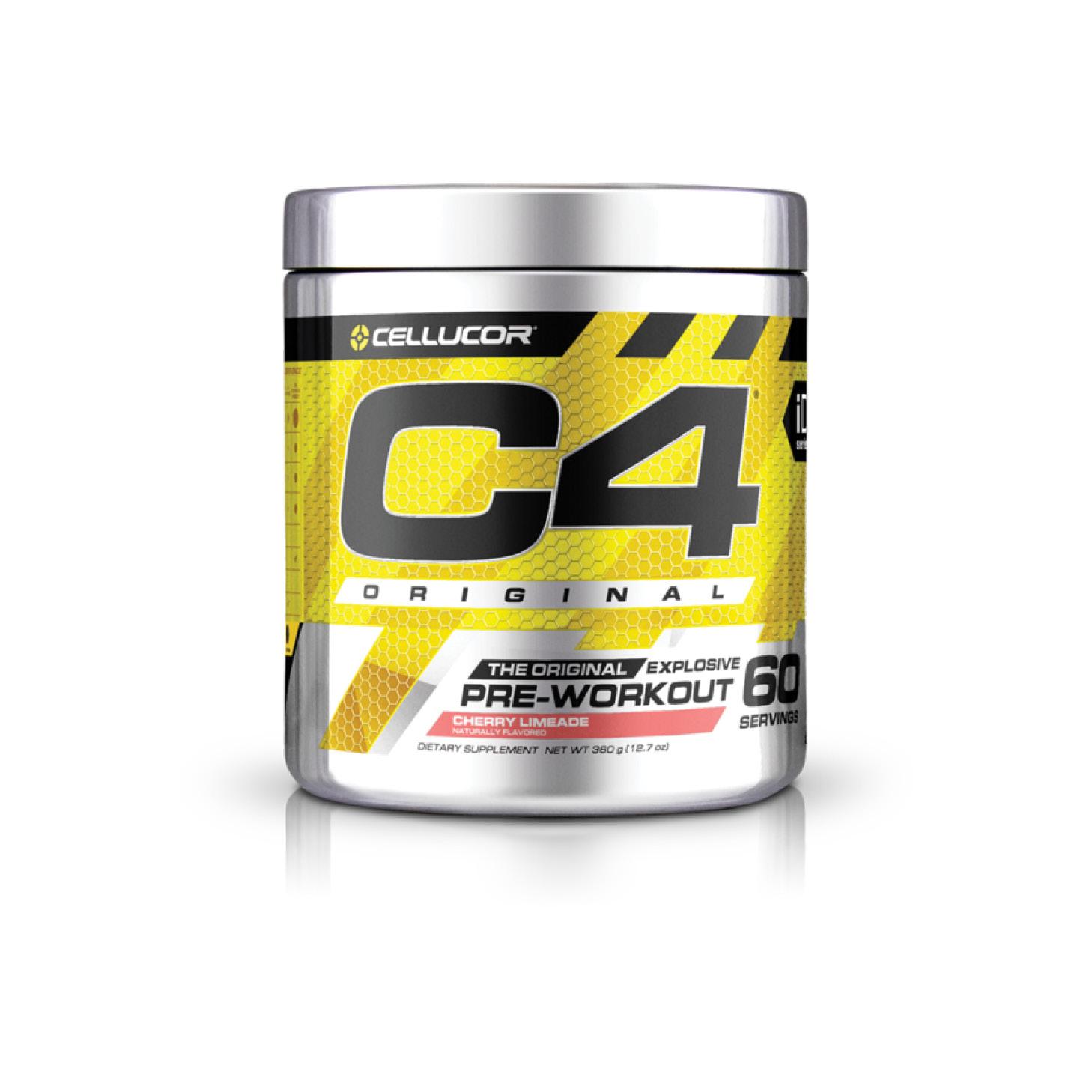 C4 Original Pre Workout.