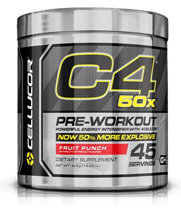 Cellucor C4 50X.