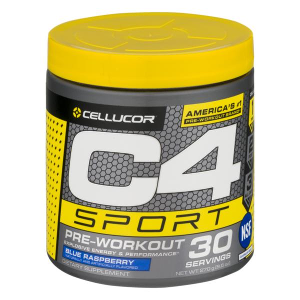 Cellucor C4 Sport Pre.