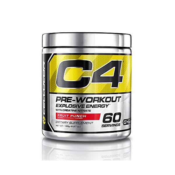 Cellucor C4 Pre Workout (60 Servings).