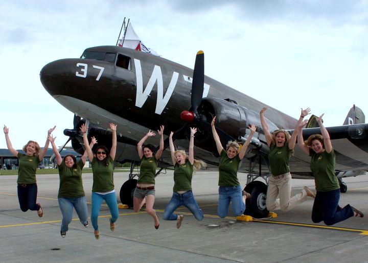 C 47 Aircraft T.