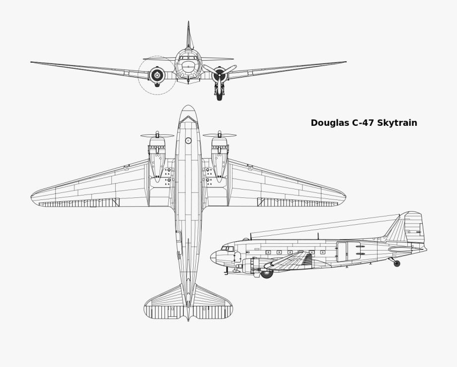 Drawn Airplane 1 Plane.