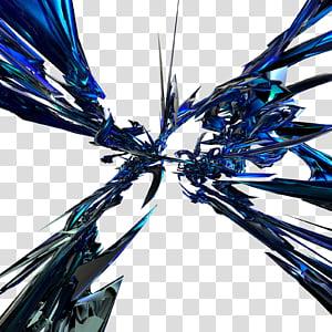 Emt Mess CD , broken transparent background PNG clipart.