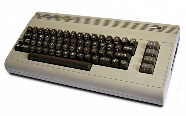 Commodore 64.