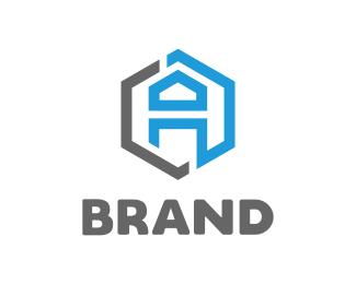 C&A or A logo Designed by eudo.