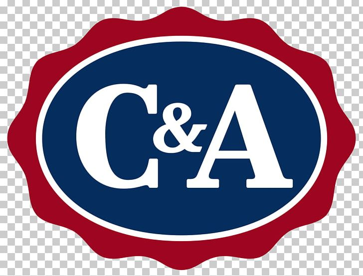 C&A Logo Retail Fashion PNG, Clipart, Area, Blue, Brand, Business.