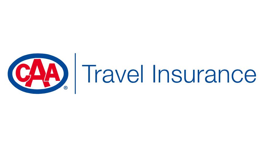CAA Travel Insurance Vector Logo.