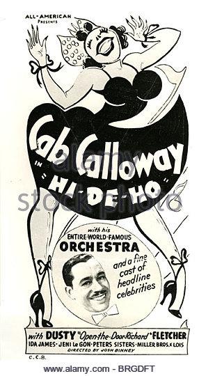Cab Calloway Stock Photos & Cab Calloway Stock Images.