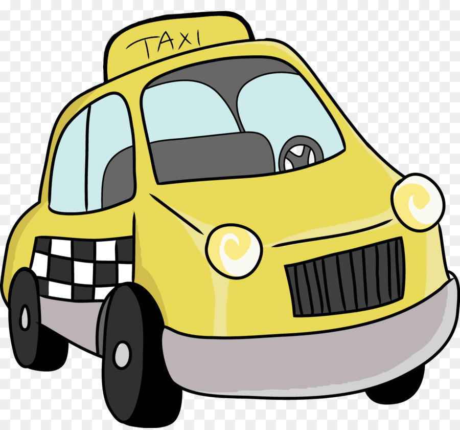 Taxi cab clipart 6 » Clipart Station.