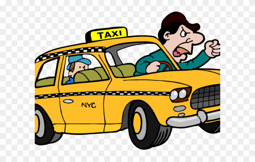 Taxi Cab Clipart Nyc Taxi.