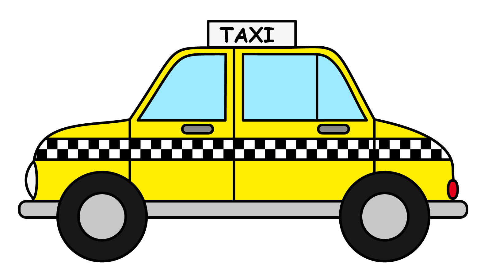 Free to Use & Public Domain Taxi Clip Art.