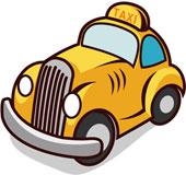Cab Clipart.