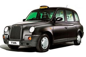 London cab clipart.