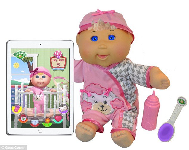 Cabbage Patch Kids are back but with a high.