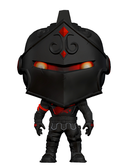 FIGURA POP FORTNITE BLACK KNIGHT para PRO.
