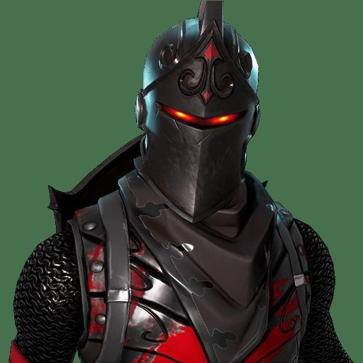 Caballero Negro (Black Knight) de Fortnite Battle Royale.