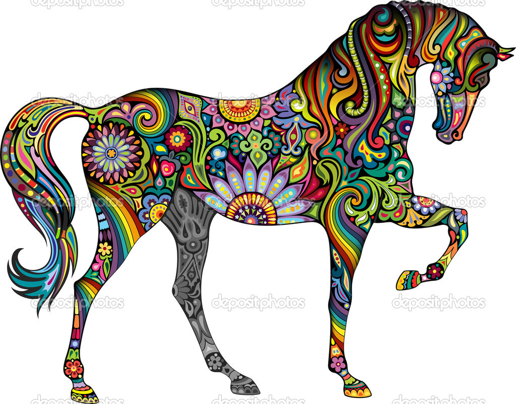 Caballo Stock Vectors, Royalty Free Caballo Illustrations.