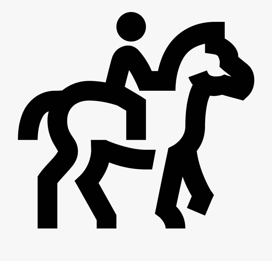 Horse Riding Clipart Montar.