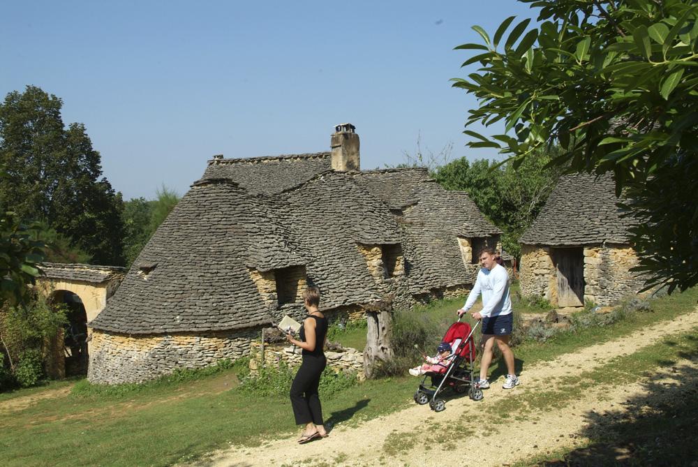 Les Cabanes du Breuil.