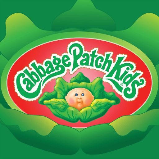 Cabbage Patch Kids Christmas Stickers by Bare Tree Media Inc.