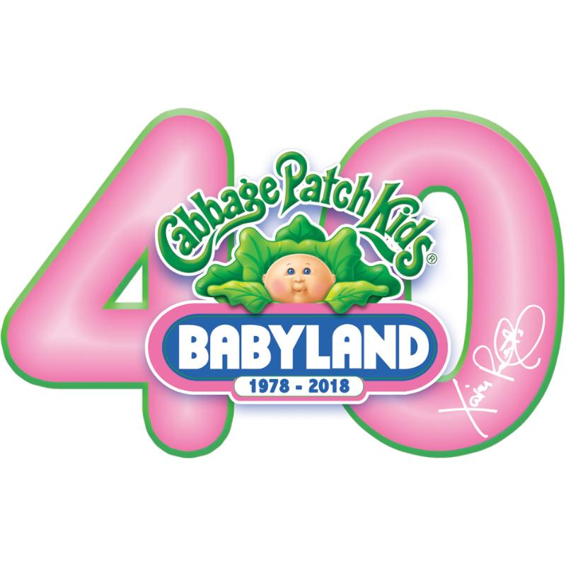 Our History Cabbage Patch Kids.