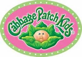 Cabbage Patch Logo Printable.