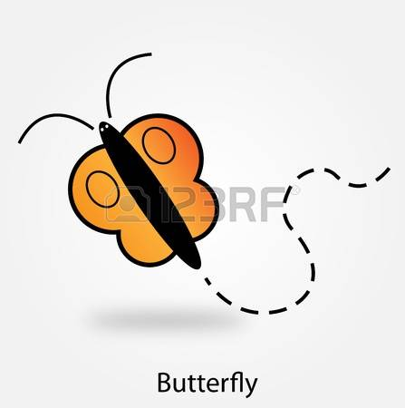 cabbage white butterfly clipart #18