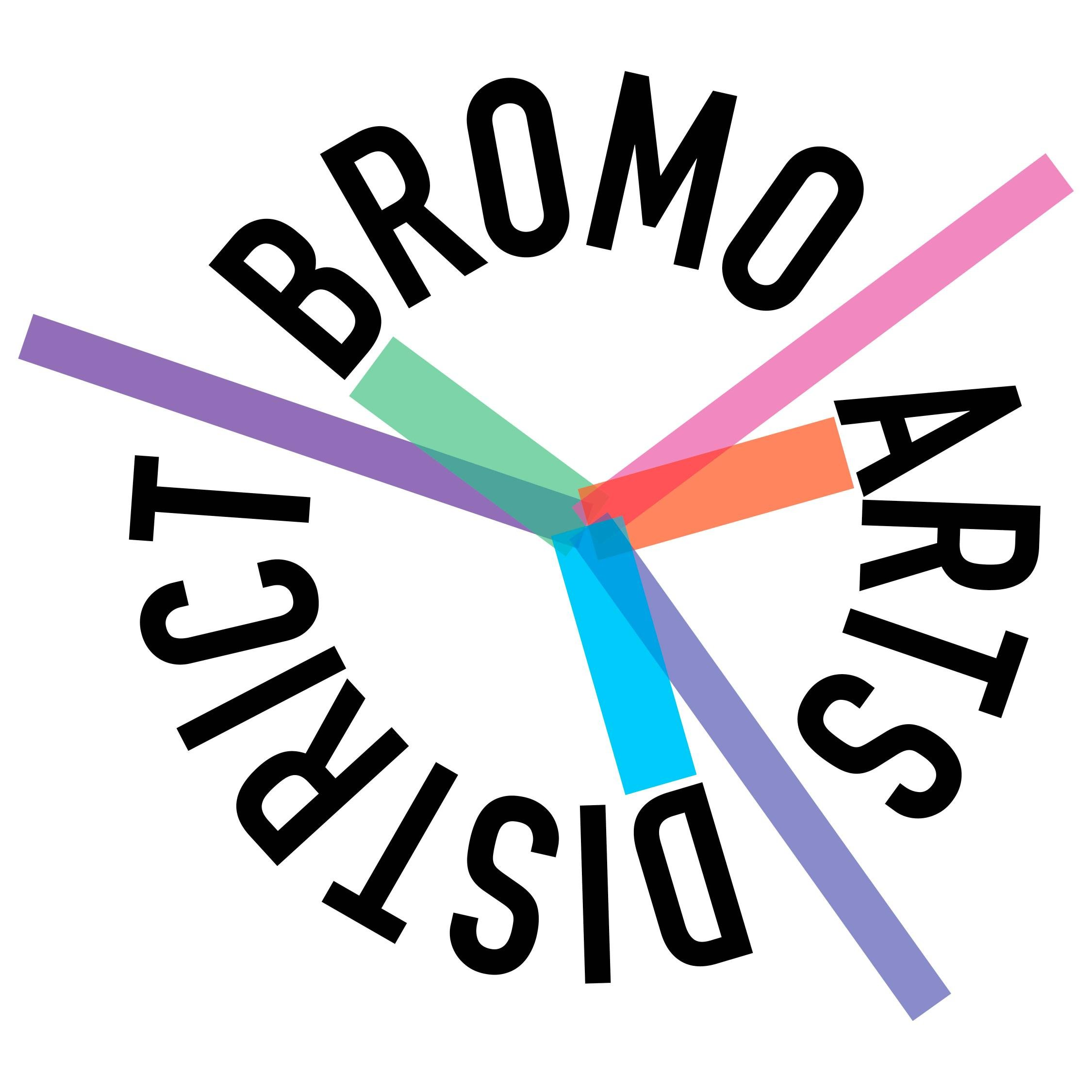 Bromo Arts District (@BromoDistrict).