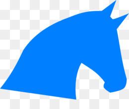 Cavalo Pônei Clip.