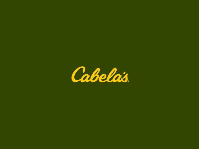 Cabela\'s Logo.