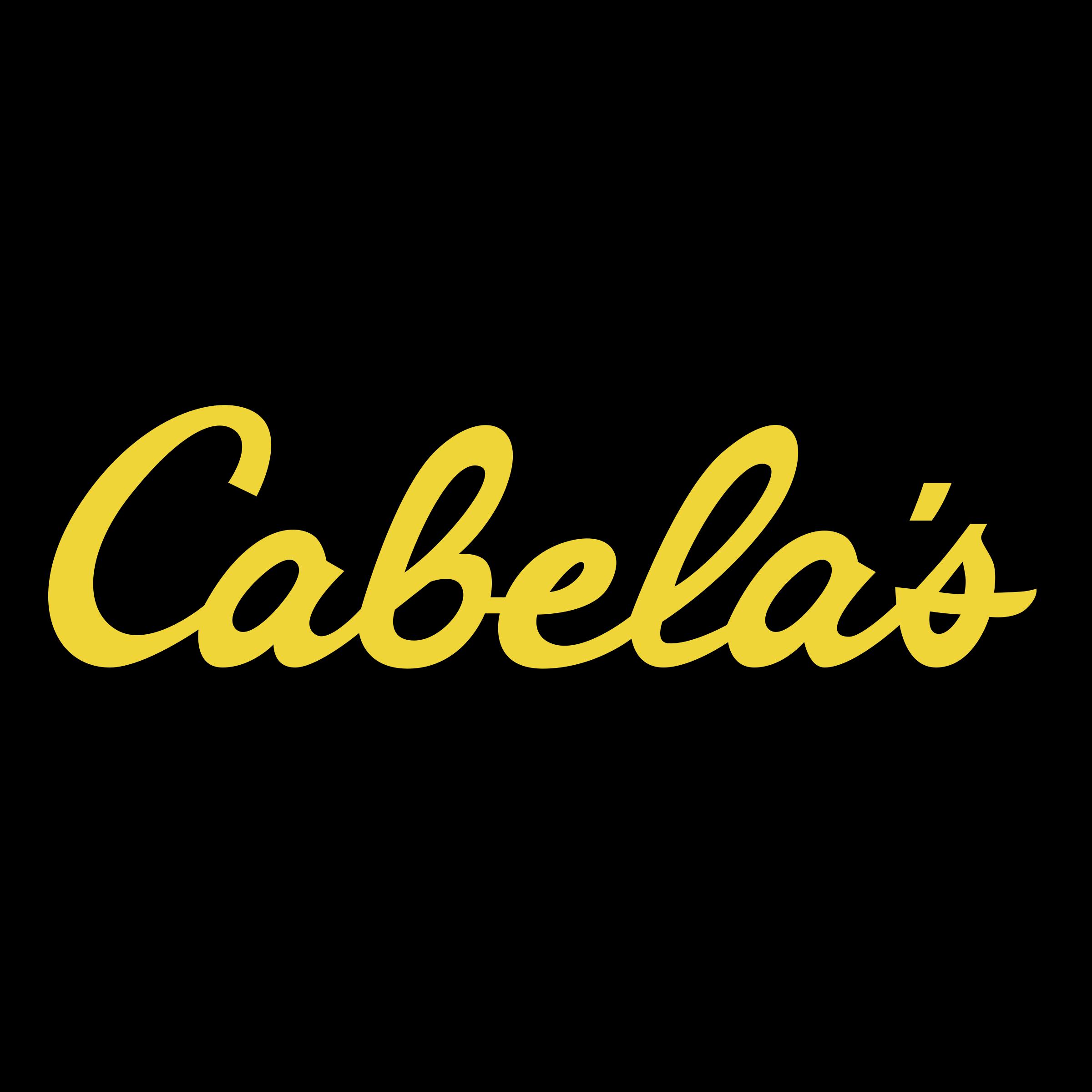 Cabela's Logo PNG Transparent & SVG Vector.