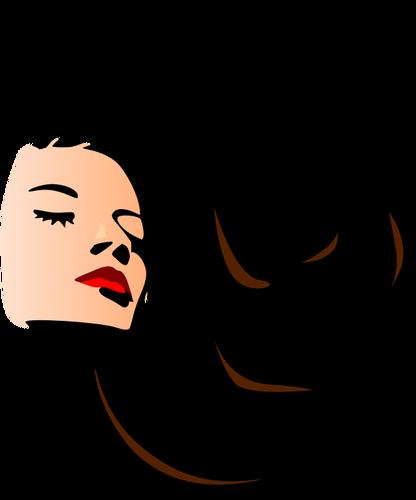 Mulher cabelo desenho png 4 » PNG Image.