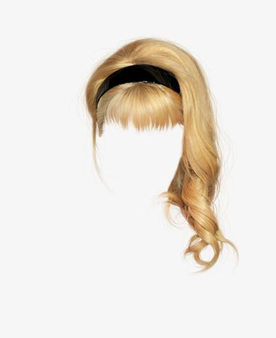 Western Style Ponytail Wigs Free To Pull The Material.
