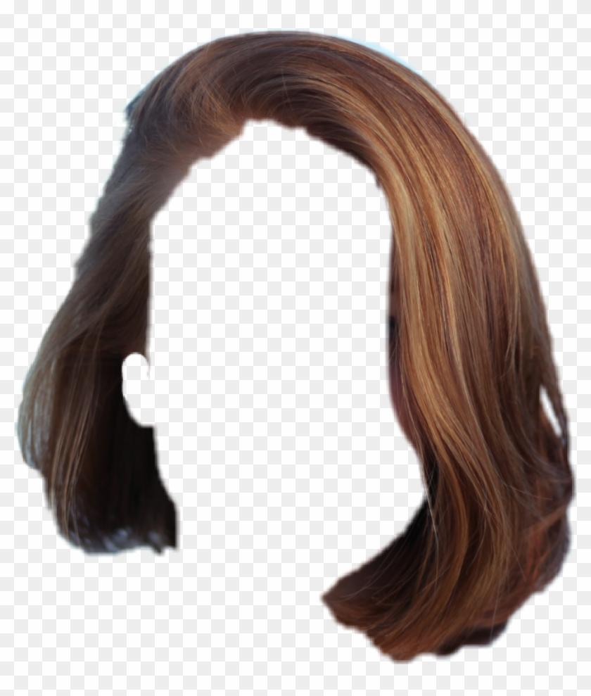 Hair Brunnette Cabelo Penteado Sticker Lilith Png Picsart.
