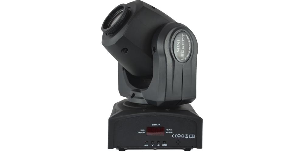 PRO LIGHT LT LED 10W SPOT cabeza Movil SPOT de 10w.