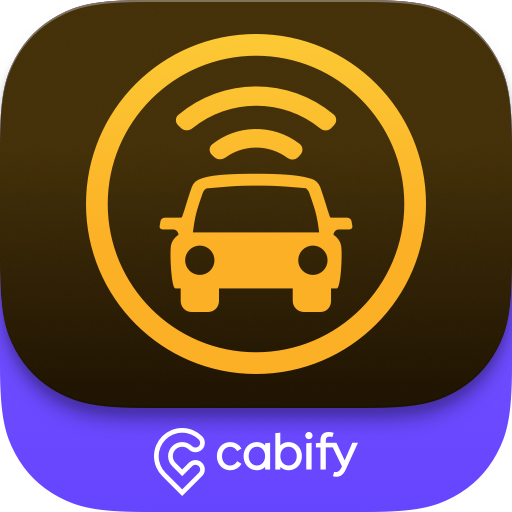 Easy for drivers, a Cabify app.