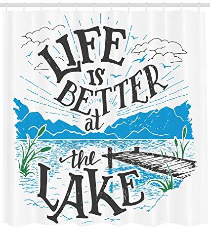 Lake clipart lake cabin, Lake lake cabin Transparent FREE.