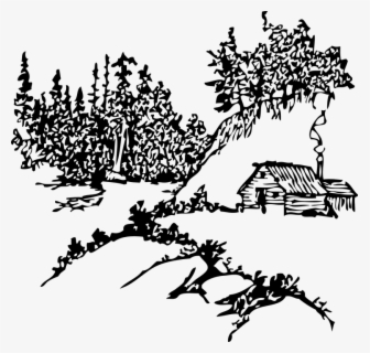 Free Cabins Clip Art with No Background , Page 3.