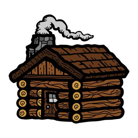1,180 Log Cabin Cliparts, Stock Vector And Royalty Free Log Cabin.