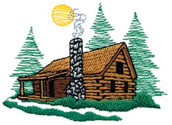 Cabin Clipart & Cabin Clip Art Images.