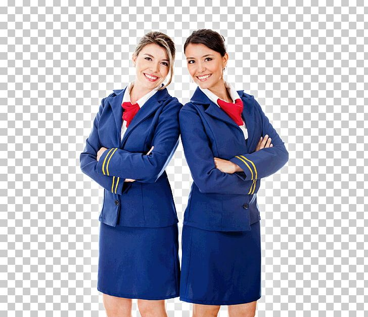 Flight Attendant Uniform Cabin Crew Academy Aircraft Cabin PNG.