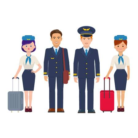 816 Cabin Crew Stock Vector Illustration And Royalty Free Cabin Crew.