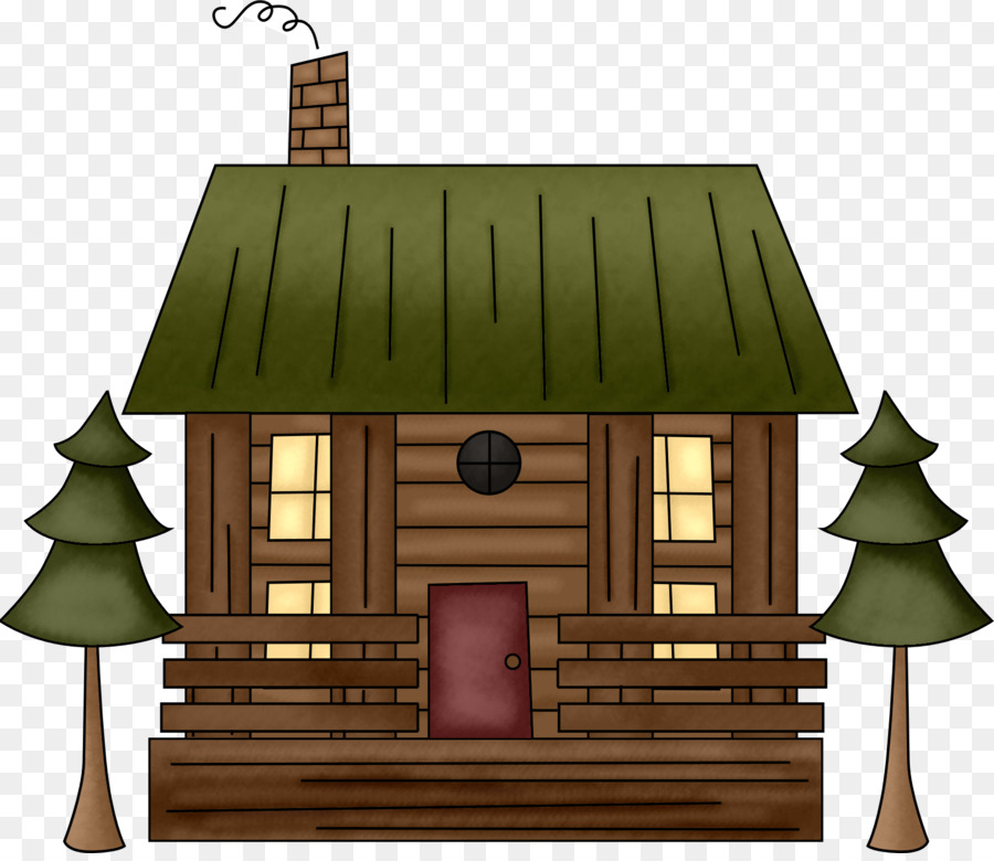 Cabin clipart 4 » Clipart Station.
