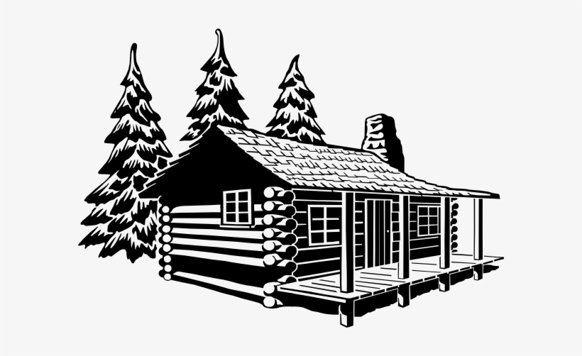 Cabin Clipart Clip Art At Clker.