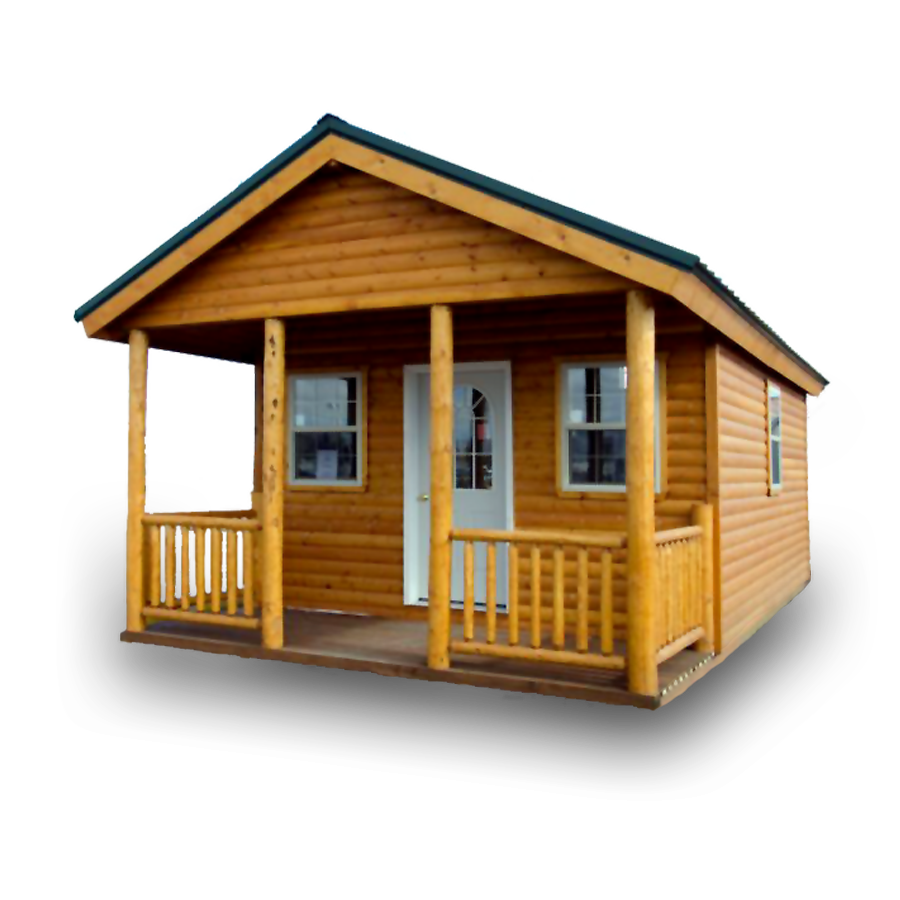 Cabin Free PNG Image.