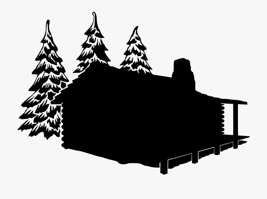 Transparent House Silhouette Png.